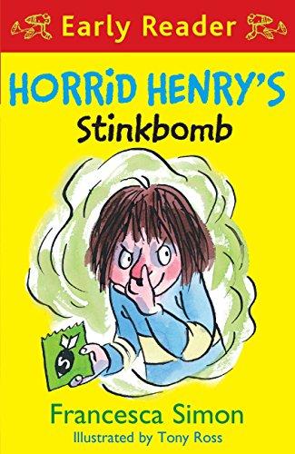 Horrid Henry's stinkbomb