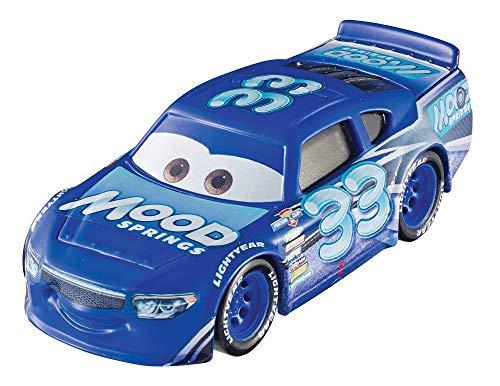 Mattel Disney Cars DXV44 Disney Cars 3 Die-Cast Dud Throttleman Fahrzeug