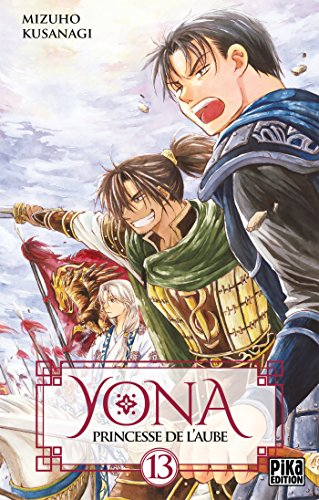 Yona, Princesse de l'Aube T13 par Mizuho Kusanagi