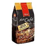 Melitta Ganze Kaffeebohnen, harmonisch und ausbalanciert mit fein-fruchtiger Note, milder Röstgrad, Stärke 2, Mein Café Mild Roast, 1000 g