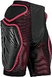 ALPINESTARS Alpinestars Bionic Freeride Shorts - 2X-Large/Black/Red