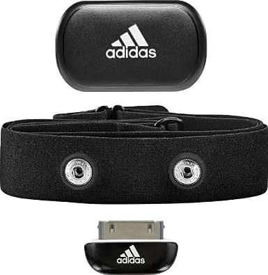 Adidas miCoach Heart Rate Monitor Herzfrequenzmesser für iPhone / iPod black - NS