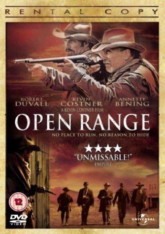 Open Range [DVD] (Range Dvd-open)