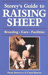 Storey's Guide to Raising Sheep (Storey's Guides)