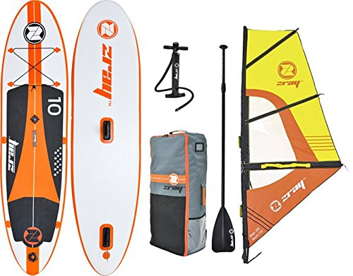 z-ray W2 windsurf hinchable para remo Set con...