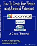 How to Create your Website using Joomla and Virtuemart (English Edition)