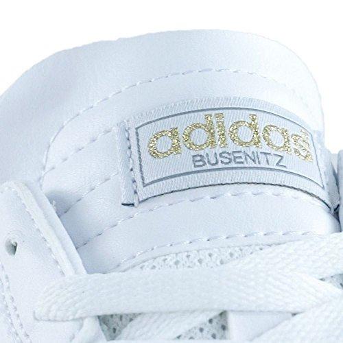 Adidas Busenitz Vulc Run, Run, colore: bianco, corsa, colore: bianco Bianco (bianco)