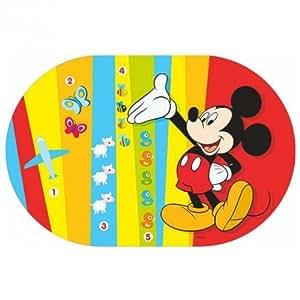 Disney Mickey Mouse - Set tapis de table, set de table 29x44 cm