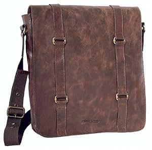 camel active Senegal Shoulder Bag brown Size:30x7,5x33