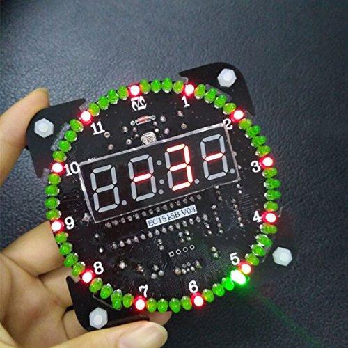 Bausatz: DS1302 Rotation LED Uhr
