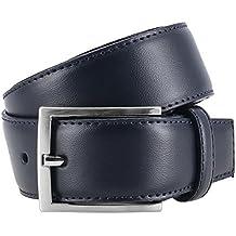 LINDENMANN- Cuero cinturón hombre