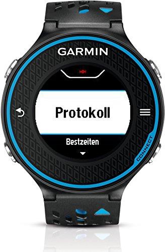 Garmin Forerunner 620 GPS-Laufuhr (Touchscreen, Farbdisplay, frei konfigurierbare Datenfelder) - 12