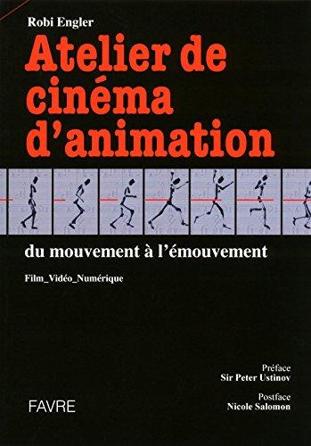 Atelier de cinéma d'animation