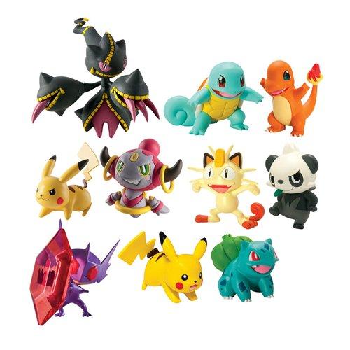 Tomy Pokemon - Figura de acción, surtido: modelos/colores aleatorios