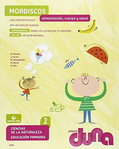 Ciencias de la Naturaleza 2. Cuaderno 2 - Proyecto Duna - Alimentación, cuerpo y salud - 9788430730667