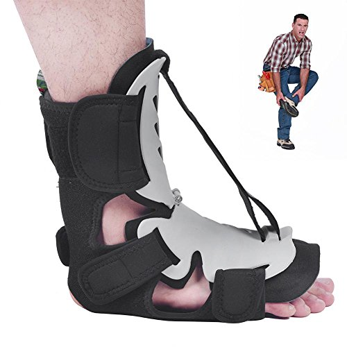 Semme Nachtschiene, Knöchel Unterstützung Einstellbare Fuß Drop Orthese Knöchel Postural Korrektor Brace Korrektur Plantar Fasciitis Brace