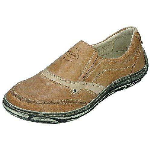 Sportif 200608 miccos shoes chaussures pour femme Marron - Neutre