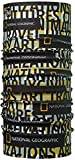 Buff Erwachsene National Geographic Original Multifunktionstuch, Words Multi, One size