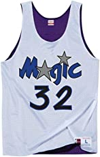 Mitchell & Ness Orlando Magic Shaquille O'Neal Reversible Mesh Tank Top Trikot - Wende Jersey