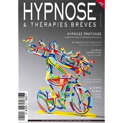 Revue HYPNOSE et thérapies brèves n°5