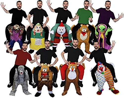 HEBE MICH HOCH TRAGE MICH TEDDY BÄR =UNTERTEIL (Ted Teddy Bär Kostüm)