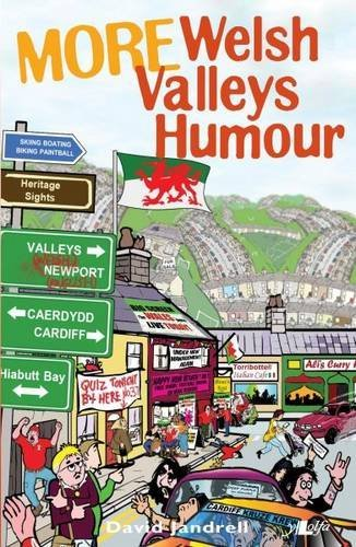 By David Jandrell More Welsh Valleys Humour: Volume II (It's Wales) [Paperback]
