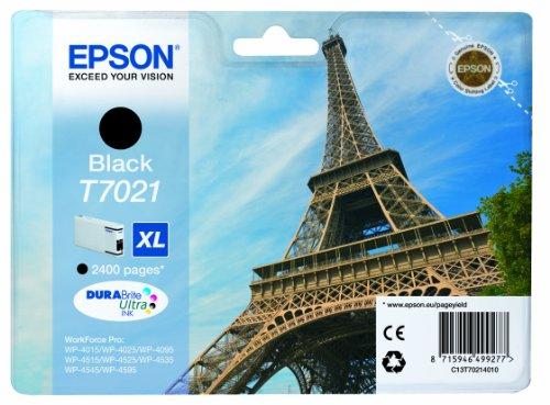 Epson Tanica inchiostro a pigmenti nero Epson DURABrite Ultra, Taglia XL
