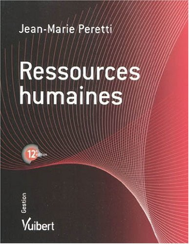 Ressources humaines par Jean-Marie PERETTI