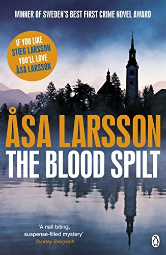 The Blood Spilt (Rebecka Martinsson 2): Alle Infos bei Amazon