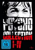 Psycho Collection I-IV [4 DVDs]