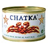 Chatka - Russian King Crab - 60% whole legs - 185 g (121g)