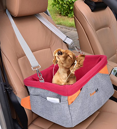 Dog Car Seat Waterproof Breathable Small Medium Large Pets