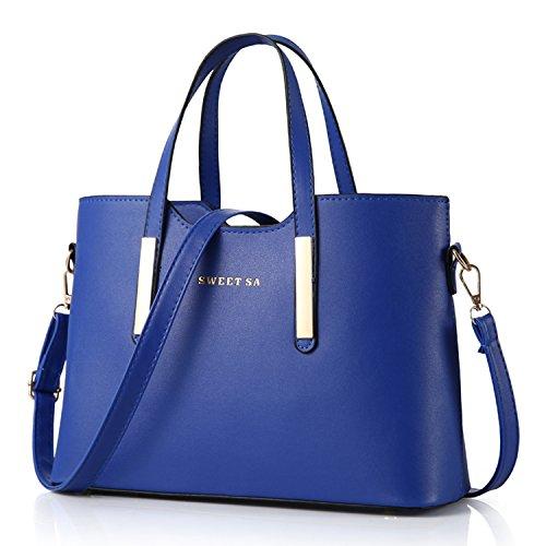 BYD - alta qualità PU pelle Donna borsa Designer (Sweet Sa) Bag Fashion Borsa a Spalla Borse a Mano