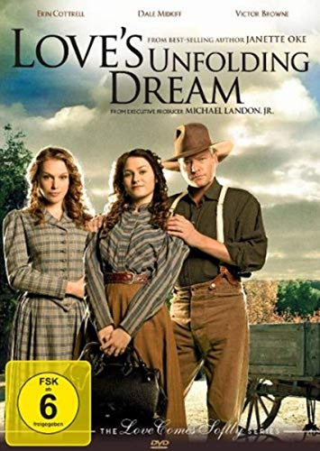 Love's Unfolding Dream - The Love Comes Softly Series Teil 6 (Herd Scout)