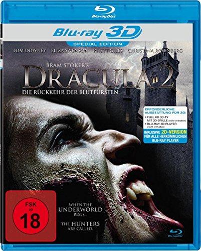 Dracula 2 - Die Rückkehr der Blutfürsten - Real 3D [Blu-ray]
