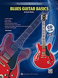 Ultimate Beginner Blues Guitar Basics: Steps One & Two, Book & CD (The Ultimate Beginner Series) by Keith Wyatt (1997-01-01)