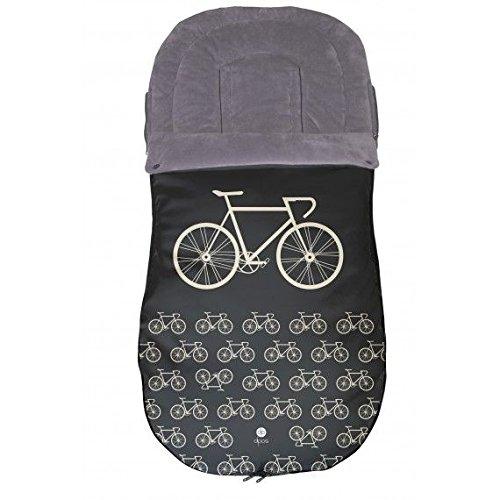 Saco Universal Tris&Ton - Dipos Bicicletas Negro