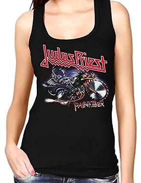 35mm - Camiseta Mujer Tirantes - Judas Priest - Painkiller - Women'S Tank Top