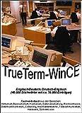 TrueTerm Büro/Kommunikation, Englisch-Deutsch/Deutsch-Englisch, für WinCE, CD-ROM Fachwörterbuch aus demn Bereichen Wirtschaft, Bürowirtschaft, Postwesen, Datenverarbeitung, Rechnertheorie, Datenkommunikation, Codierung, Nachrichtentechnik, Telekommunikation, Hardware, Software usw. 4