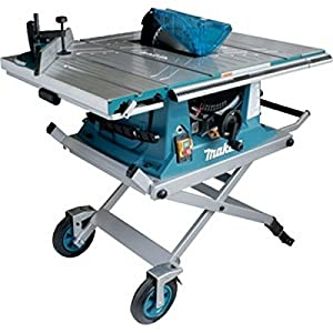 Makita 240V MLT100X Table Saw with Floor Stand