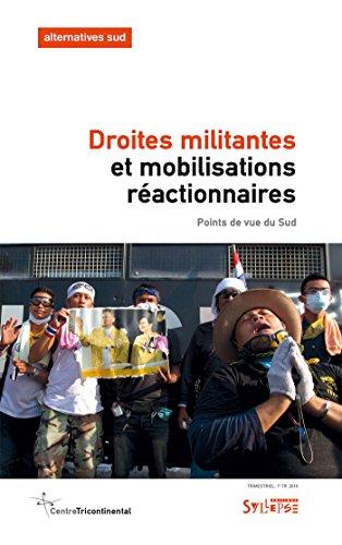 Droites militantes et mobilisations réactionnaires (Alternatives ...