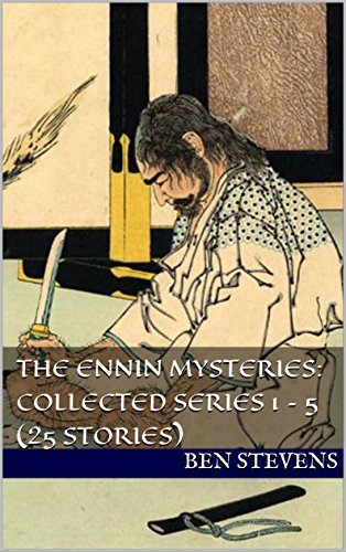 The Ennin Mysteries: Collected Series 1 - 5 (25 Stories ...
