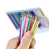 Vovotrade® Office School 24Colors Refills Markers Watercolor Gel Pen Replace Supplies (Multicolor)