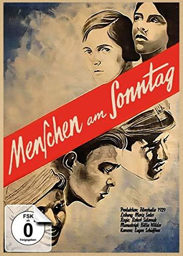 Menschen am Sonntag - Limitiertes Mediabook. Restaurierte Fassung  (+ DVD) [Blu-ray]