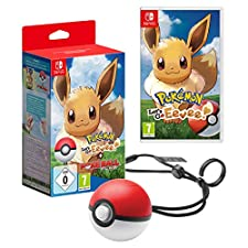 Pokémon: Let's Go, Eevee! Including Poké Ball Plus (Nintendo Switch)