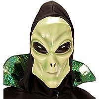 Máscara de marciano inquietante para niño