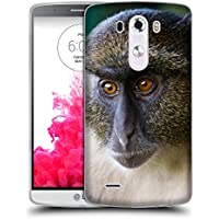 Super Galaxy Soft Flexible TPU Slim Fit Cover Case // V00003899 sykes monkey mount kenya // LG G3 VS985
