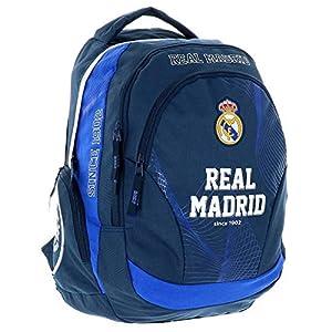 51UXmb s4GL. SS300  - Real Madrid - Sac à Dos Basic 45 CM Haut de Gamme - 2 CPT