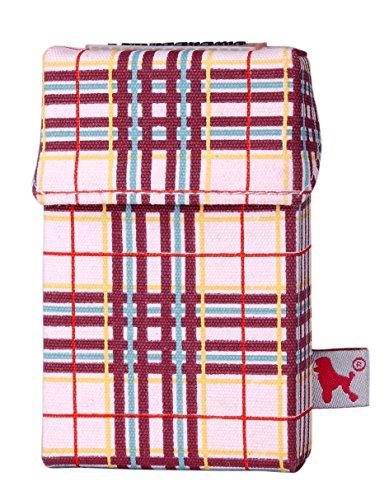 smokeshirt regolare Portasigarette in vari disegni Portasigarette per 20 sigarette confezione elegante, elegante scatola di sigarette