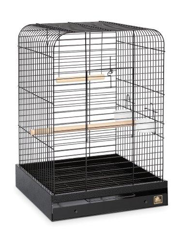 PREVUE PET PRODUCTS 125BL Papageienkäfig, Schwarz